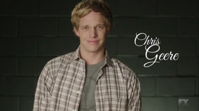 You're The Worst chris geere