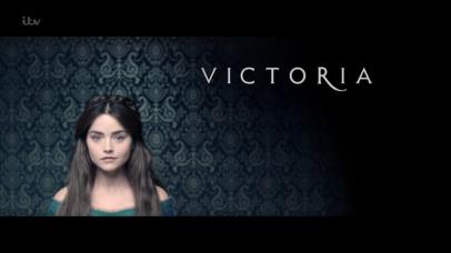 Victoria ITV Jenna Coleman