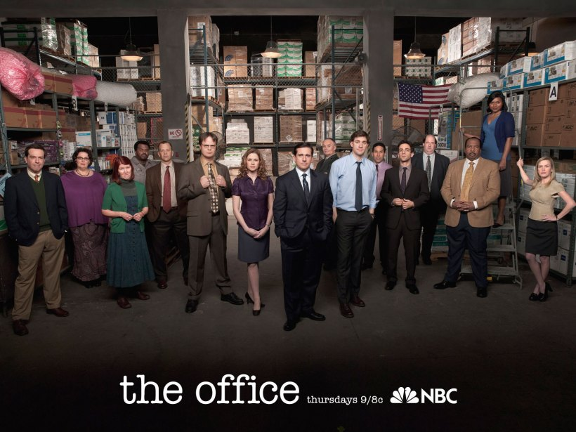 The Office season 3 Promotional Photo