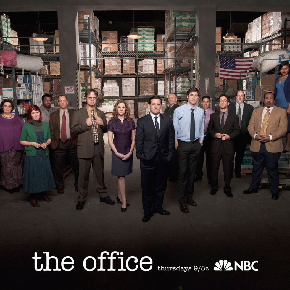 The Office season 3 Promotional Photo