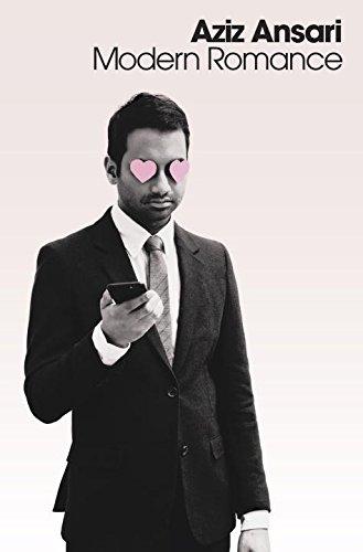 Aziz Ansari Modern Romance - book