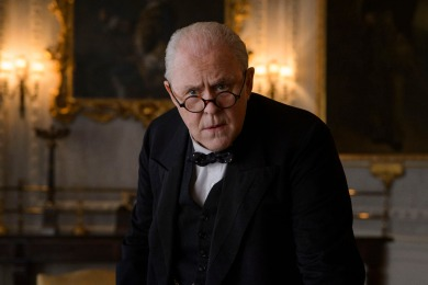 John Lithgow as PM Winston Churchill
