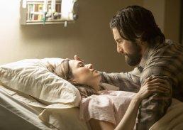 Rebecca (Mandy Moore) and Jack (Milo Ventimiglia)