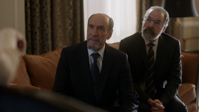 F. Murray Abraham as Dar Adal and Manki Patinkin as Saul Berenson