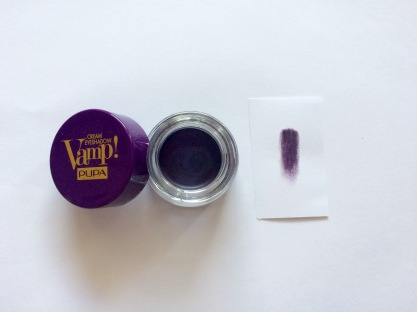 Pupa's Cream Eyeshadow VAMP! in 002