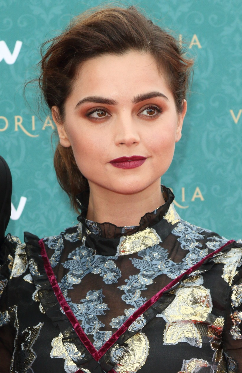 Jenna Coleman Victoria Screening London 2016 2.jpg