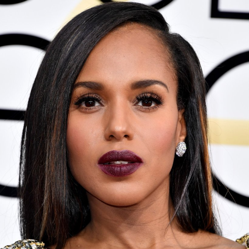 kerry-washington-hair-makeup-2017-golden-globes