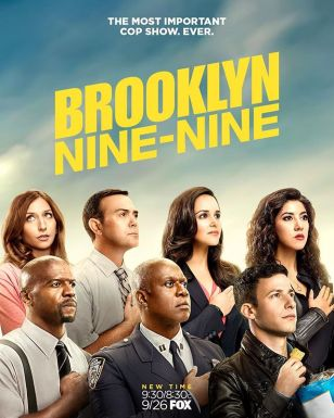 Brooklyn nine nine s5 poster