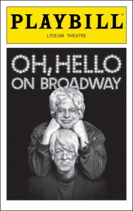 oh hello on broadway