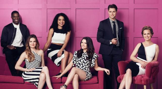 Risultati immagini per the bold type season 1 promotional photos